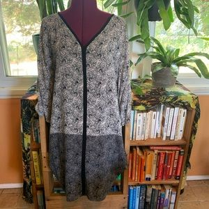 2 for $10 C WONDER | floral tunic dress M